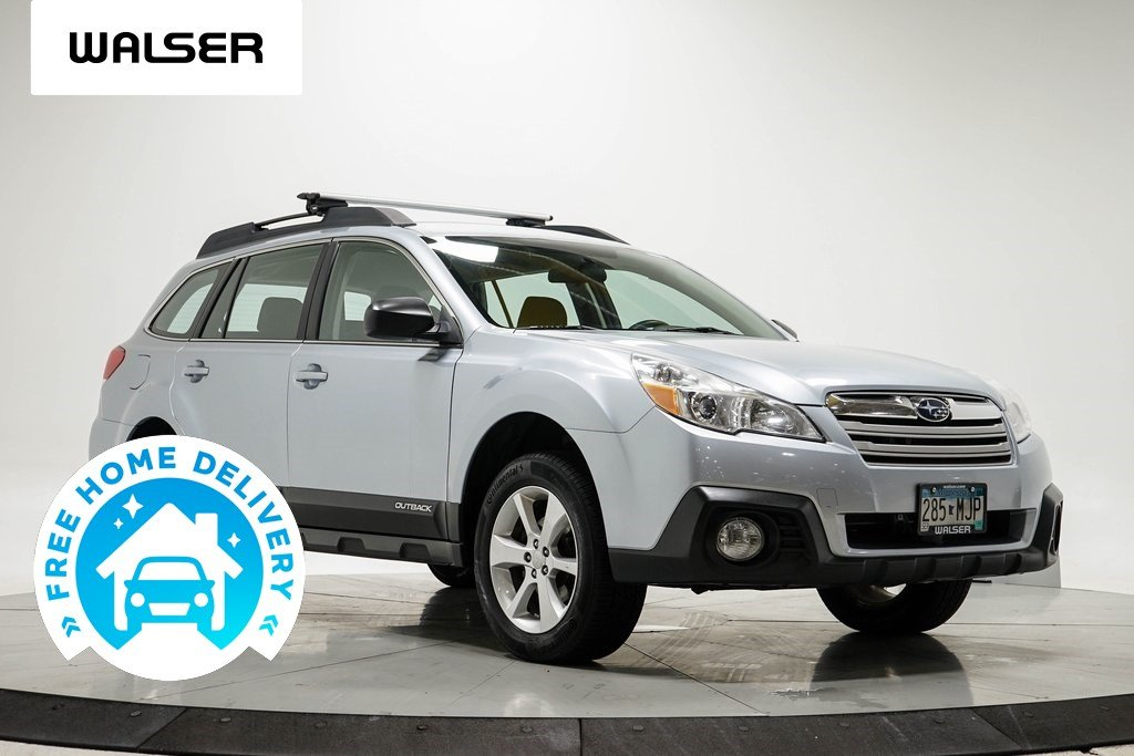Pre-Owned 2014 Subaru Outback 2.5I ALLOY WHEEL