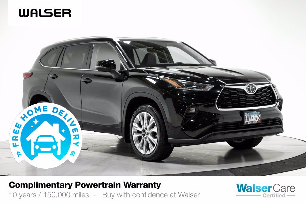 Pre-Owned 2020 Toyota Highlander Limited