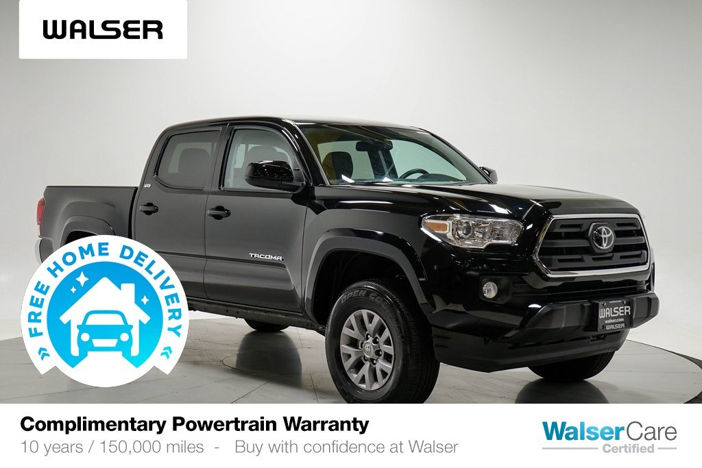 Pre-Owned 2019 Toyota Tacoma SR5 AUDIO PLUS