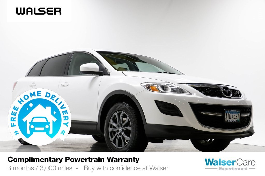 Pre-Owned 2012 Mazda CX-9 TOURING AWD MOON