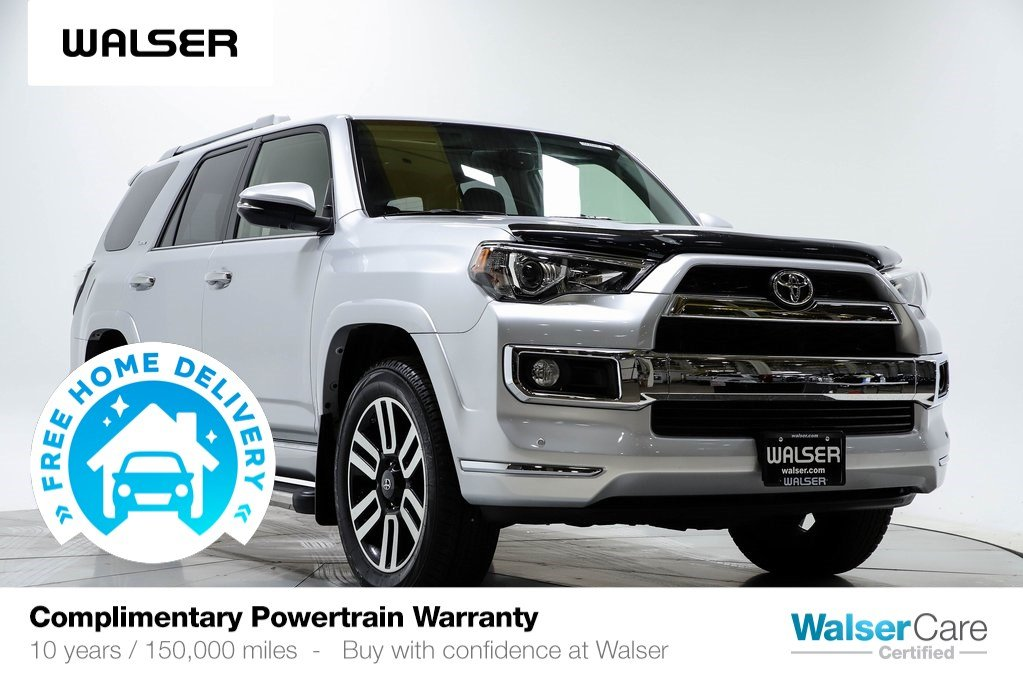 Pre-Owned 2019 Toyota 4Runner LIMITED V6 4WD