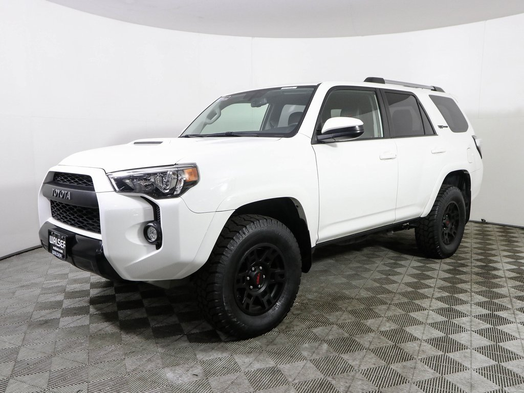Pre-Owned 2017 Toyota 4Runner TRD Pro With Navigation & 4WD