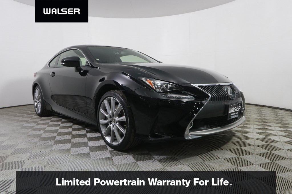 Pre-Owned 2015 Lexus RC 350 RC 350 AWD LUXURY PACKAGE