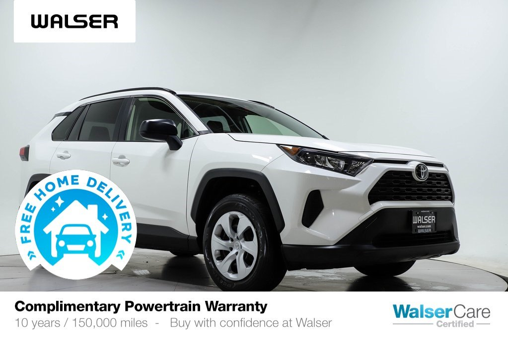 Pre-Owned 2019 Toyota RAV4 LE AWD