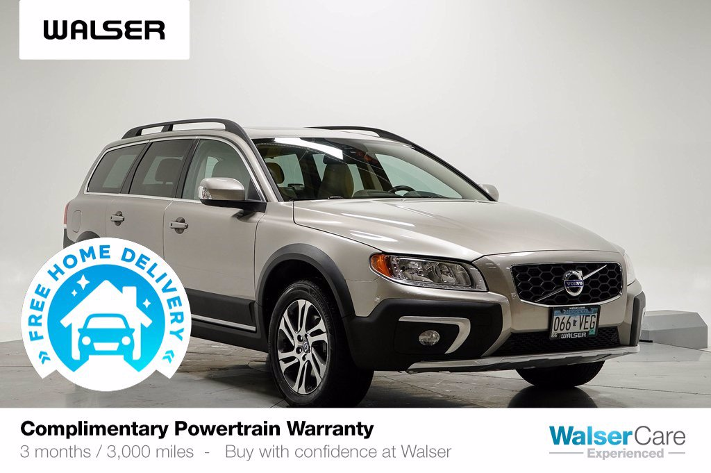 Pre-Owned 2014 Volvo XC70 3.2