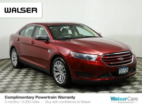 Pre-Owned 2015 Ford Taurus LIMITED V6 NAV
