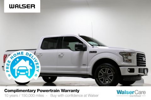 Pre-Owned 2015 Ford F-150 XLT SPORT APP TOW