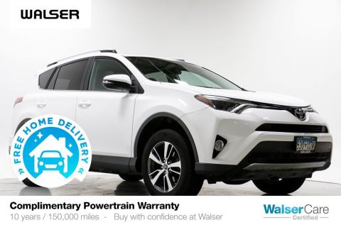 Pre-Owned 2016 Toyota RAV4 XLE AWD
