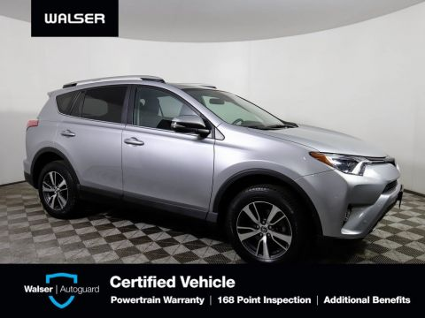 Pre-Owned 2016 Toyota RAV4 XLE