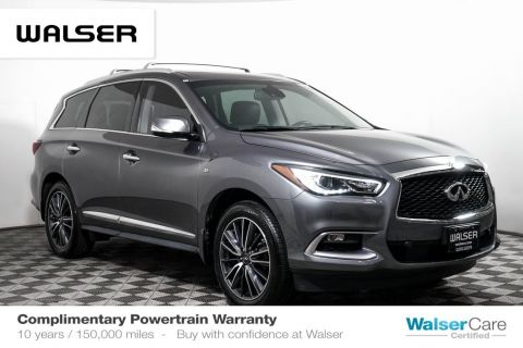 Pre-Owned 2016 INFINITI QX60 AWD DELUXE TECH