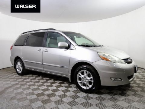 Pre-Owned 2006 Toyota Sienna XLE Limited