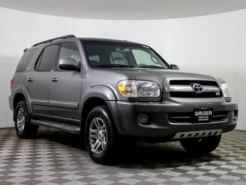 Pre-Owned 2005 Toyota Sequoia LIMITED