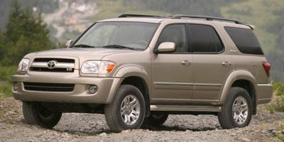 Pre-Owned 2007 Toyota Sequoia