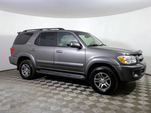 Pre-Owned 2006 Toyota Sequoia LIMITED 4X4 DVD