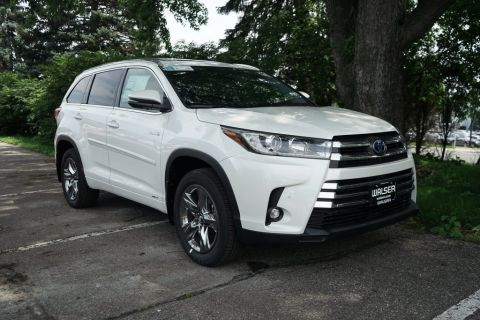 New 2019 Toyota Highlander Hybrid LIMITED PLAT AWD