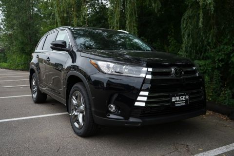 New 2019 Toyota Highlander LIMITED PLAT AWD