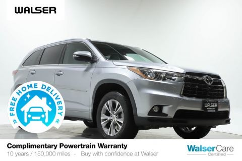 Pre-Owned 2015 Toyota Highlander XLE AWD V6