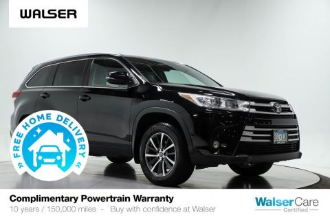 Pre-Owned 2017 Toyota Highlander XLE AWD V6