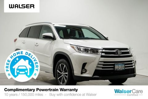 Pre-Owned 2018 Toyota Highlander XLE AWD V6