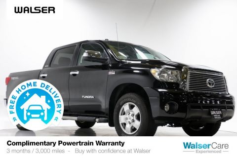Pre-Owned 2010 Toyota Tundra TRD OFFROAD LTD
