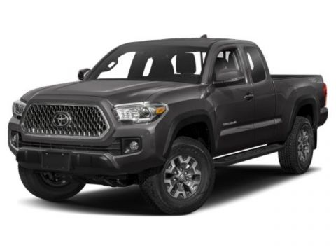 New 2019 Toyota Tacoma Extended Cab Pickup