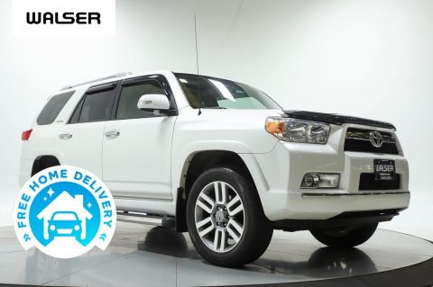 Pre-Owned 2011 Toyota 4Runner LIMITED 4WD NAV