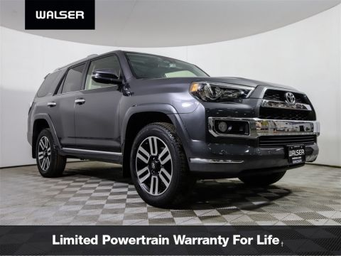 Pre-Owned 2018 Toyota 4Runner Limited 4WD Navigation Moonroof