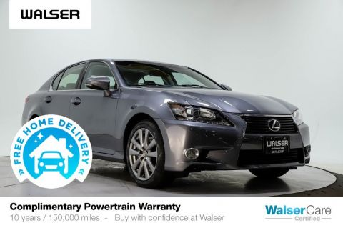 Pre-Owned 2015 Lexus GS 350 NAVIGATION PREMIUM