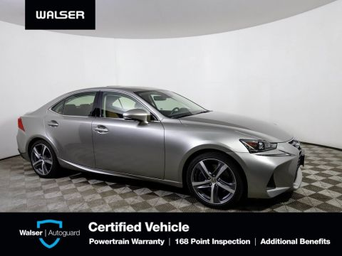 Pre-Owned 2017 Lexus IS IS 300 AWD PREMIUM